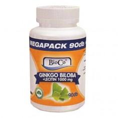 Ginkgo Biloba +Lecitin 1000 mg BioCo 90db