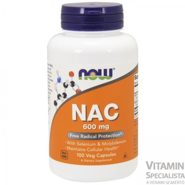 nac n-acetilcisztein fogyás