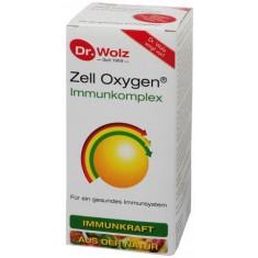 Zell Oxigen Immunkomplex Duo Pack 2x250ml Dr Wolz 50ml gratis
