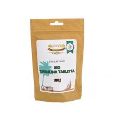 Bio Spirulina tabletta 500mg Naturpiac 100gr