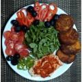 Fagyasztott gluténmentes zöldségfasírt 6db sütőtökös
