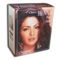 Henna gesztenyebarna hajszínező por