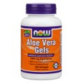 Aloe vera gels 500mg. 100 softgels NOW
