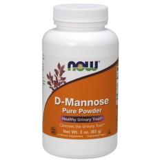 D-mannose Por 85gr  NOW
